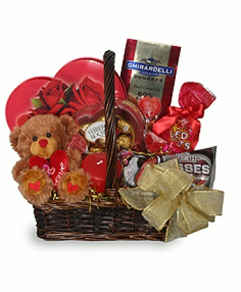 Sweetheart Basket